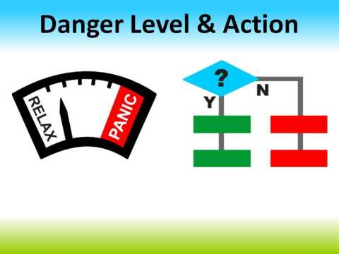 Danger Level and Action